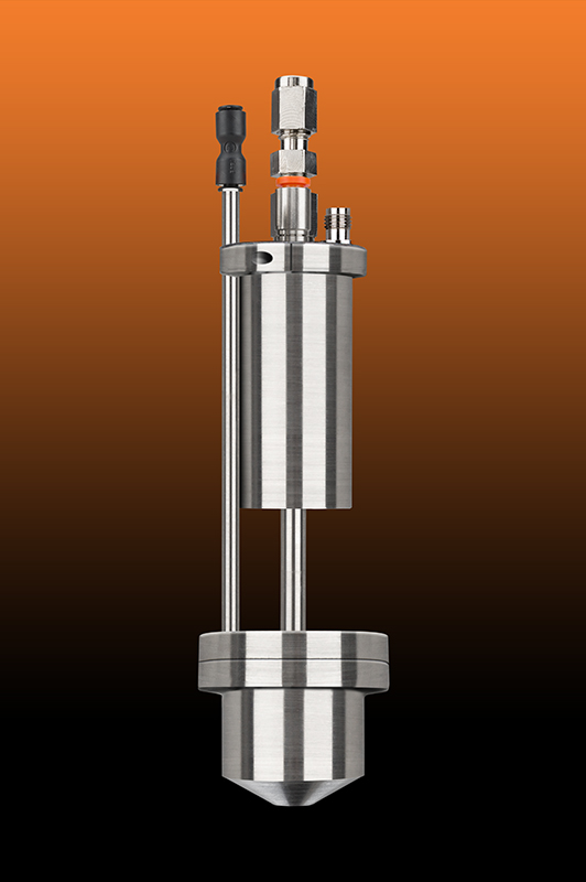 Hight Temperature Atomizer Nozzle with Spray Shaper